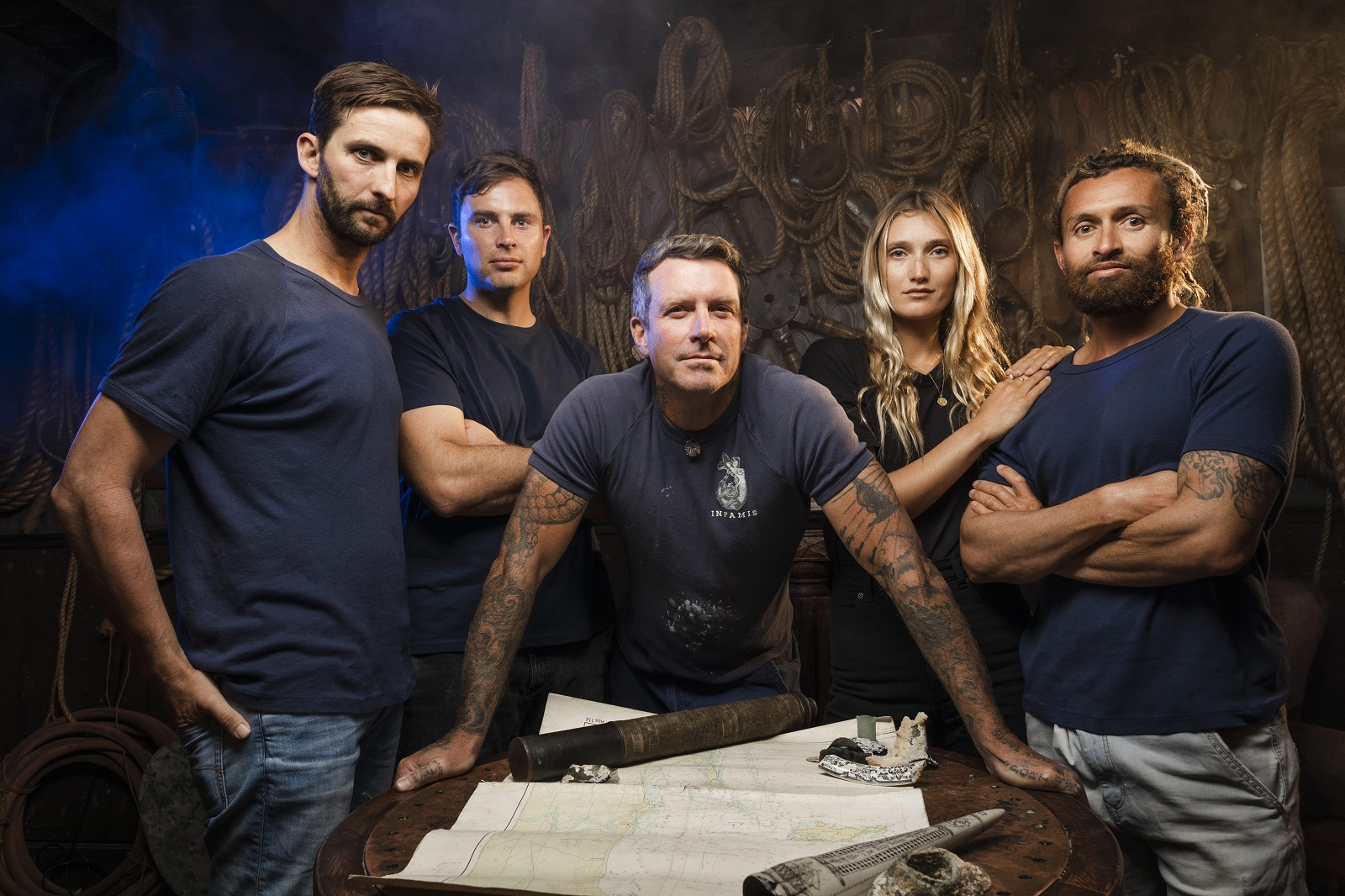 Disney+ dives into local documentary content with Shipwreck Hunters Australia